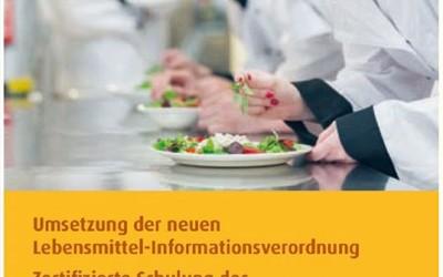 """Durchführung von Schulungen in Kooperation mit dem DAAB ( Deutscher Allergie und Asthmaverband) zur Allergeninformation """"Loser Ware"""""""